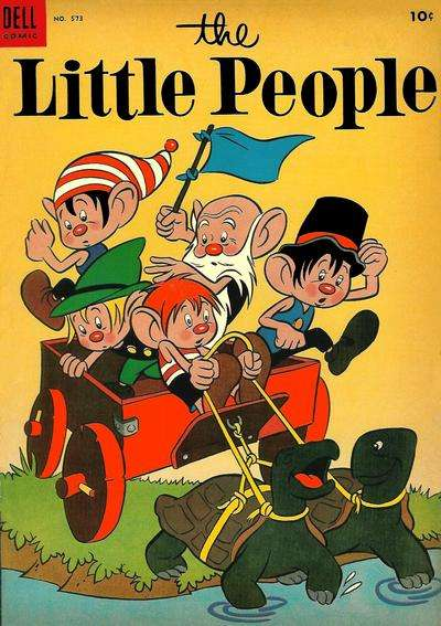 Little People #2 Comic Books - Covers, Scans, Photos  in Little People Comic Books - Covers, Scans, Gallery