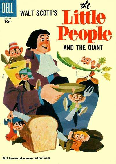 Little People #8 comic books - cover scans photos Little People #8 comic books - covers, picture gallery
