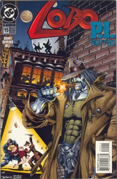 Lobo #15 Comic Books - Covers, Scans, Photos  in Lobo Comic Books - Covers, Scans, Gallery