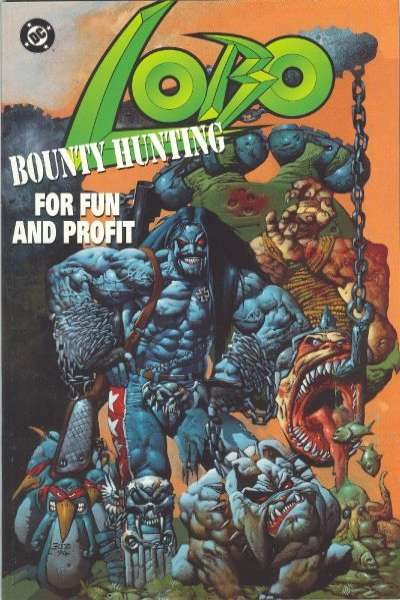 Lobo #1 comic books for sale