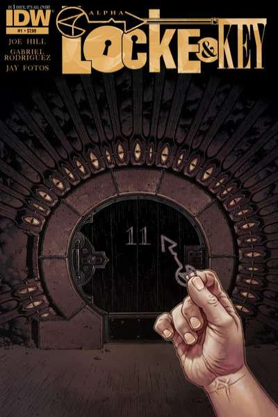Locke & Key: Alpha Comic Books. Locke & Key: Alpha Comics.