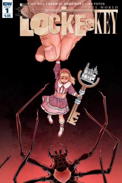 Locke & Key: Small World comic books