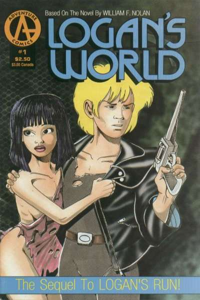 Logan's World #1 Comic Books - Covers, Scans, Photos  in Logan's World Comic Books - Covers, Scans, Gallery