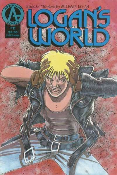 Logan's World #2 Comic Books - Covers, Scans, Photos  in Logan's World Comic Books - Covers, Scans, Gallery