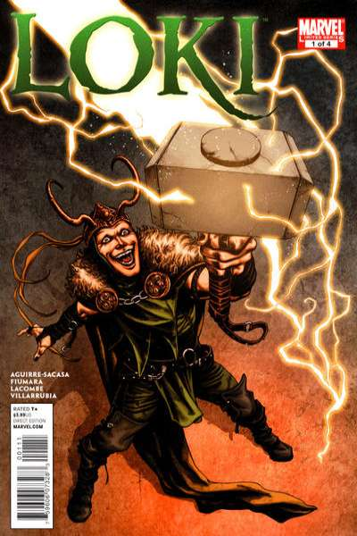 Loki #1 Comic Books - Covers, Scans, Photos  in Loki Comic Books - Covers, Scans, Gallery