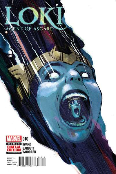 Loki: Agent of Asgard #10 comic books for sale