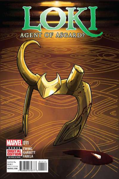Loki: Agent of Asgard #11 comic books for sale