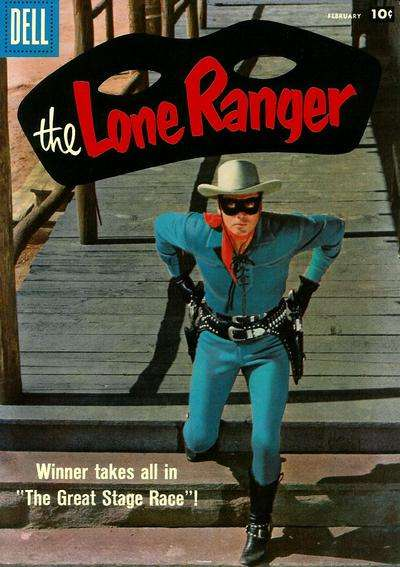 Lone Ranger #116 comic books for sale