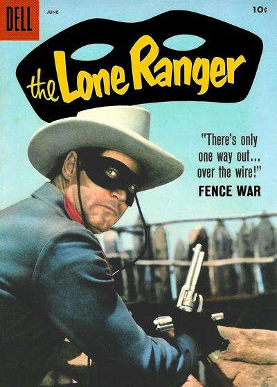 Lone Ranger #120 Comic Books - Covers, Scans, Photos  in Lone Ranger Comic Books - Covers, Scans, Gallery