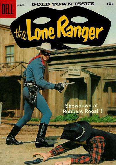 Lone Ranger #122 Comic Books - Covers, Scans, Photos  in Lone Ranger Comic Books - Covers, Scans, Gallery