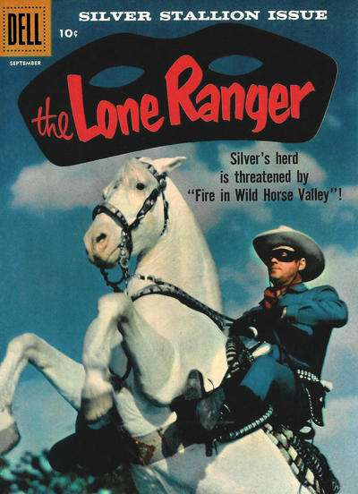 Lone Ranger #123 Comic Books - Covers, Scans, Photos  in Lone Ranger Comic Books - Covers, Scans, Gallery