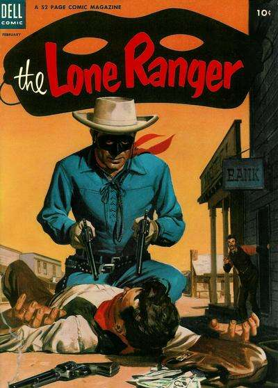 Lone Ranger #68 Comic Books - Covers, Scans, Photos  in Lone Ranger Comic Books - Covers, Scans, Gallery