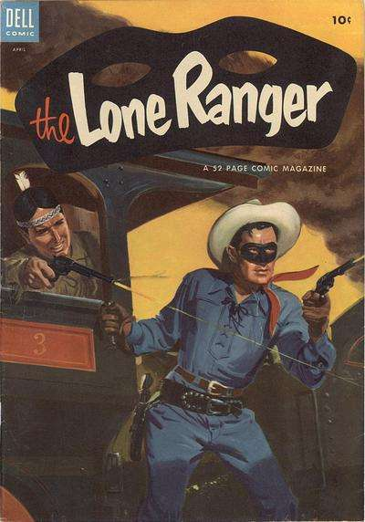 Lone Ranger #70 Comic Books - Covers, Scans, Photos  in Lone Ranger Comic Books - Covers, Scans, Gallery