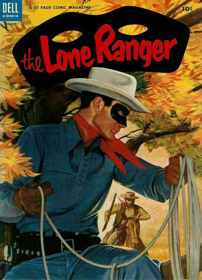 Lone Ranger #74 Comic Books - Covers, Scans, Photos  in Lone Ranger Comic Books - Covers, Scans, Gallery