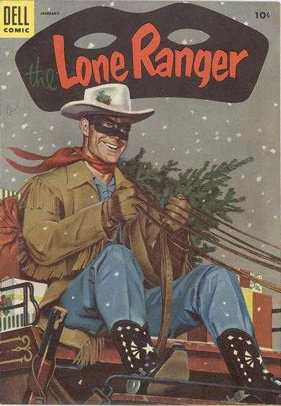 Lone Ranger #79 comic books - cover scans photos Lone Ranger #79 comic books - covers, picture gallery