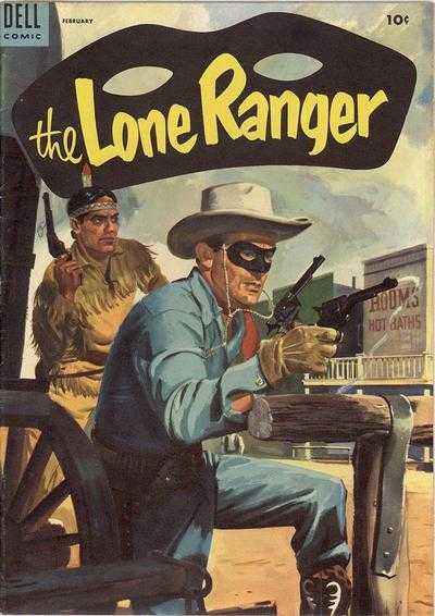 Lone Ranger #80 comic books - cover scans photos Lone Ranger #80 comic books - covers, picture gallery