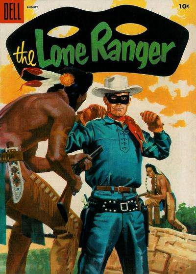 Lone Ranger #86 Comic Books - Covers, Scans, Photos  in Lone Ranger Comic Books - Covers, Scans, Gallery
