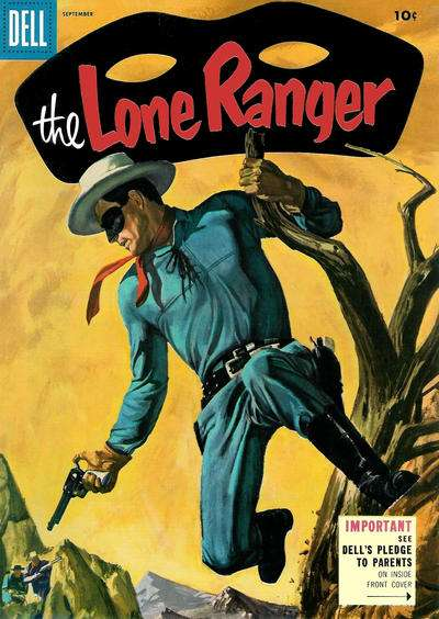 Lone Ranger #87 Comic Books - Covers, Scans, Photos  in Lone Ranger Comic Books - Covers, Scans, Gallery