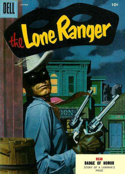 Lone Ranger #88 Comic Books - Covers, Scans, Photos  in Lone Ranger Comic Books - Covers, Scans, Gallery