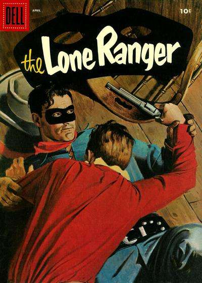 Lone Ranger #94 Comic Books - Covers, Scans, Photos  in Lone Ranger Comic Books - Covers, Scans, Gallery