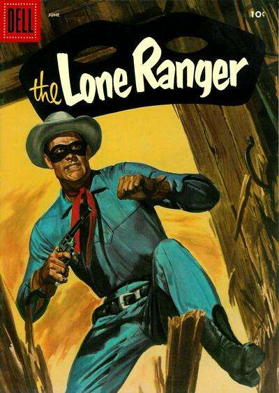 Lone Ranger #96 Comic Books - Covers, Scans, Photos  in Lone Ranger Comic Books - Covers, Scans, Gallery