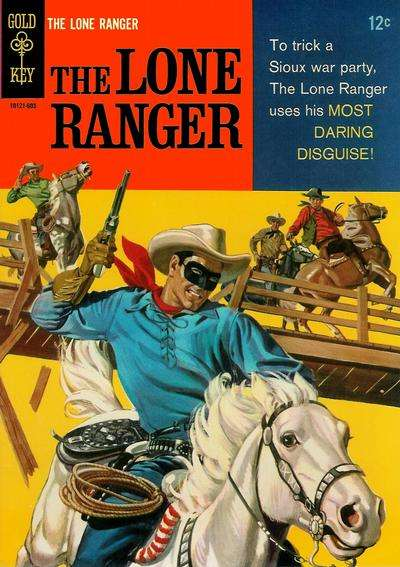 Lone Ranger #3 Comic Books - Covers, Scans, Photos  in Lone Ranger Comic Books - Covers, Scans, Gallery