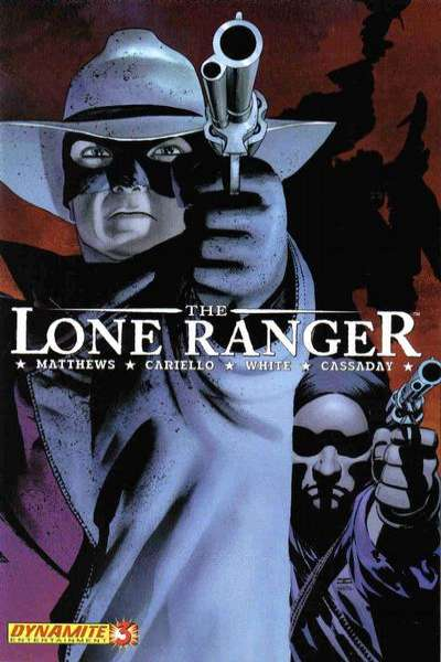 Lone Ranger comic books