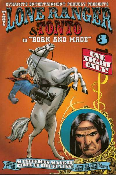 Lone Ranger and Tonto #3 comic books for sale