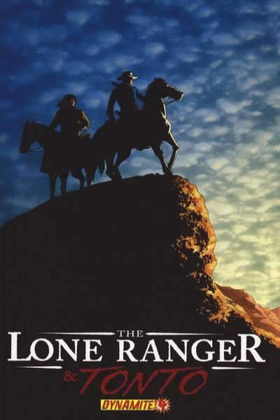Lone Ranger and Tonto #4 comic books - cover scans photos Lone Ranger and Tonto #4 comic books - covers, picture gallery
