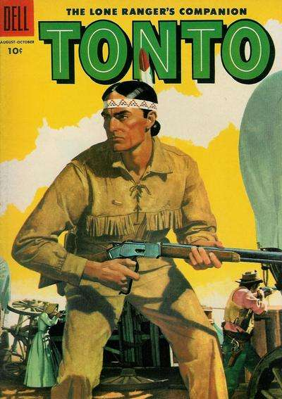 Lone Ranger's Companion Tonto #20 comic books for sale
