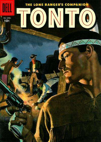 Lone Ranger's Companion Tonto #22 Comic Books - Covers, Scans, Photos  in Lone Ranger's Companion Tonto Comic Books - Covers, Scans, Gallery