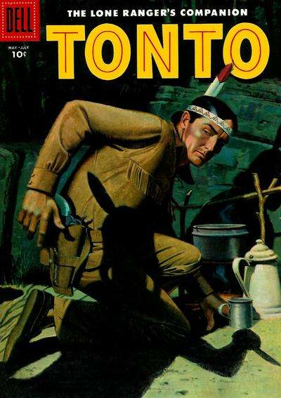 Lone Ranger's Companion Tonto #23 comic books for sale