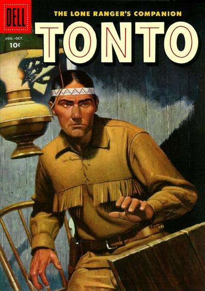 Lone Ranger's Companion Tonto #24 Comic Books - Covers, Scans, Photos  in Lone Ranger's Companion Tonto Comic Books - Covers, Scans, Gallery