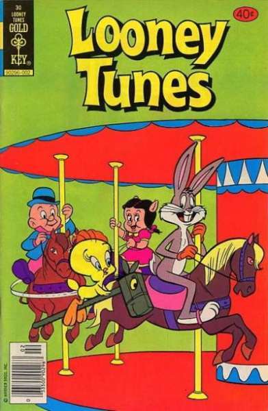Looney Tunes #30 comic books - cover scans photos Looney Tunes #30 comic books - covers, picture gallery