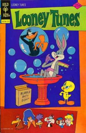 Looney Tunes #4 comic books - cover scans photos Looney Tunes #4 comic books - covers, picture gallery