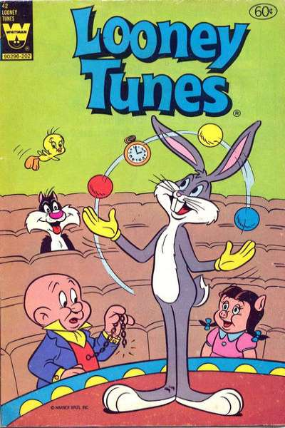 Looney Tunes #42 comic books for sale