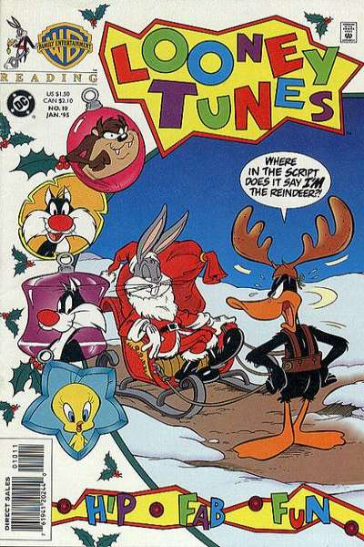 Looney Tunes #10 Comic Books - Covers, Scans, Photos  in Looney Tunes Comic Books - Covers, Scans, Gallery