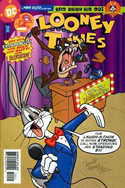 Looney Tunes #120 Comic Books - Covers, Scans, Photos  in Looney Tunes Comic Books - Covers, Scans, Gallery