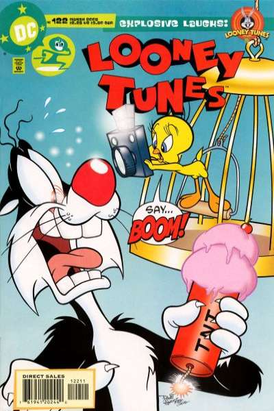 Looney Tunes #122 Comic Books - Covers, Scans, Photos  in Looney Tunes Comic Books - Covers, Scans, Gallery