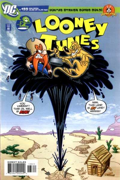 Looney Tunes #133 comic books for sale