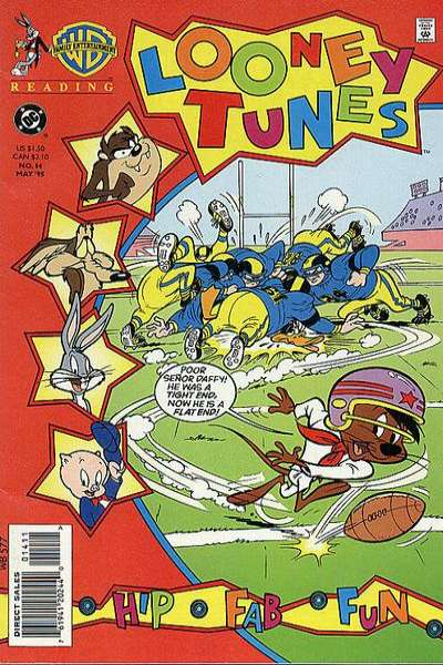 Looney Tunes #14 comic books - cover scans photos Looney Tunes #14 comic books - covers, picture gallery