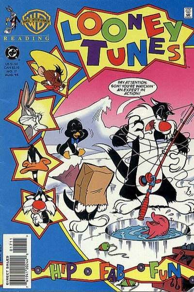 Looney Tunes #17 comic books - cover scans photos Looney Tunes #17 comic books - covers, picture gallery
