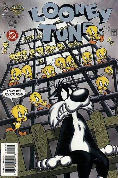 Looney Tunes #26 comic books - cover scans photos Looney Tunes #26 comic books - covers, picture gallery