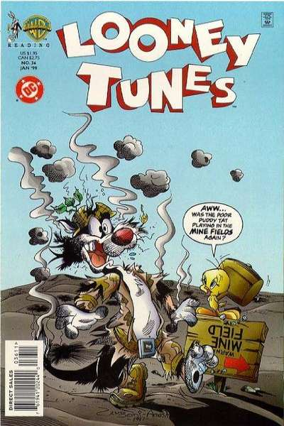 Looney Tunes #36 Comic Books - Covers, Scans, Photos  in Looney Tunes Comic Books - Covers, Scans, Gallery