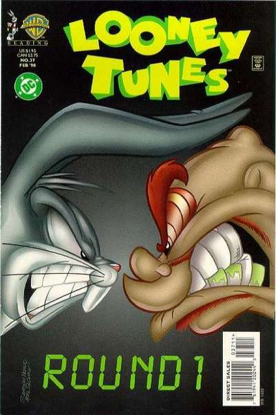 Looney Tunes #37 Comic Books - Covers, Scans, Photos  in Looney Tunes Comic Books - Covers, Scans, Gallery