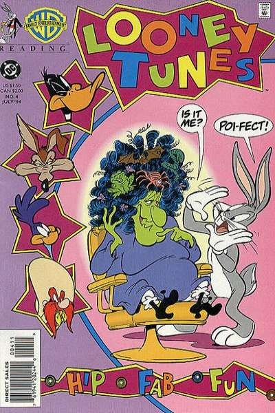 Looney Tunes #4 comic books for sale