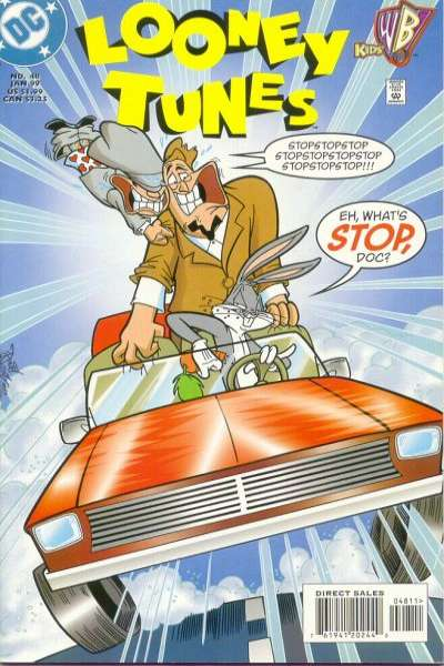 Looney Tunes #48 Comic Books - Covers, Scans, Photos  in Looney Tunes Comic Books - Covers, Scans, Gallery