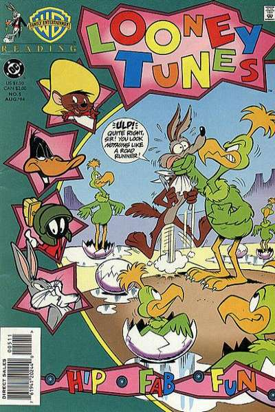 Looney Tunes #5 comic books for sale