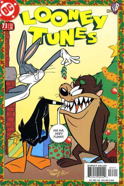 Looney Tunes #73 comic books - cover scans photos Looney Tunes #73 comic books - covers, picture gallery