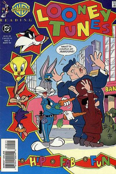 Looney Tunes #8 comic books for sale
